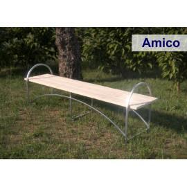 Пейка Primaterra Amico, 190x50x65 см