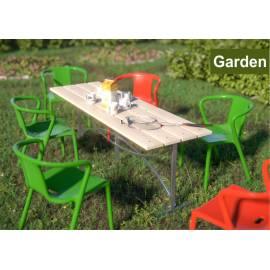 Градинска маса Primaterra Garden 200х56х71