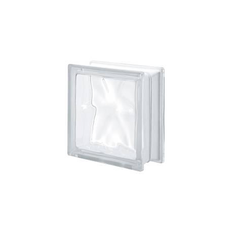 Neutro - DO transparent -стъклени тухли -19 x 19 x 8 (см)