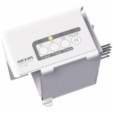 BEHA P8 800 W - конвектор с електронен термостат