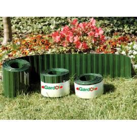 Imagén: Мини лента за цветни лехи, зелена - 9 м x20 см