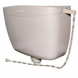 Казанче за тоалетна Санитапласт, модел ВП, беж