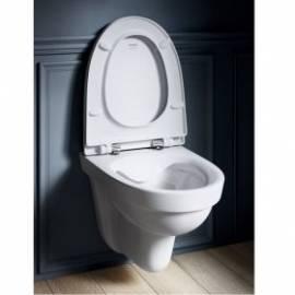 Imagén: Стенна тоалетна без ръб Laufen Object Kompas (без седалка)