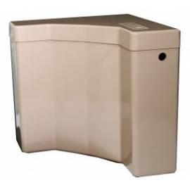 Казанче за тоалетна Санитапласт, ъглово, беж