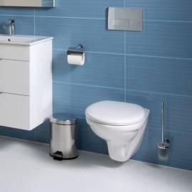 Стенна тоалетна без ръб Rimless, комплект със седалка
