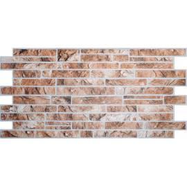 PVC пано тухли -  97,7х49,6 см