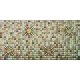 PVC пано мозайка Medllion  -  97,7х49,6 см