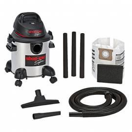 Уред за мокро и сухо изсмукване/ прахосмукачка Shop Vac Super 16, 1300 W