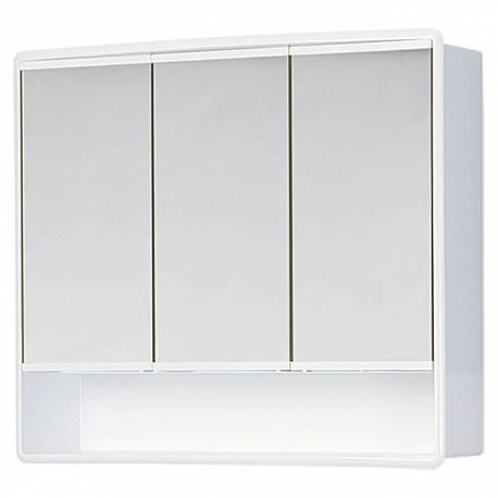 Шкаф за баня с огледало Jokey Lymo, PVC