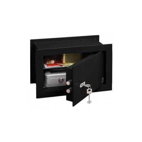 Стенен сейф с ключ PW 3S