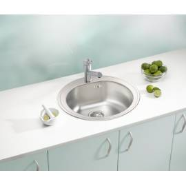 Кухненска мивка за вграждане Form 30, 51х51х18,5 см