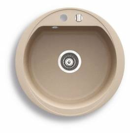 Гранитна кухненска мивка Novaservis Magranite Sand