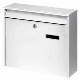 Пощенска кутия PM 44, поцинкована, бяла
