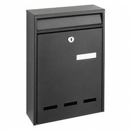 Пощенска кутия PM 11, поцинкована, сива