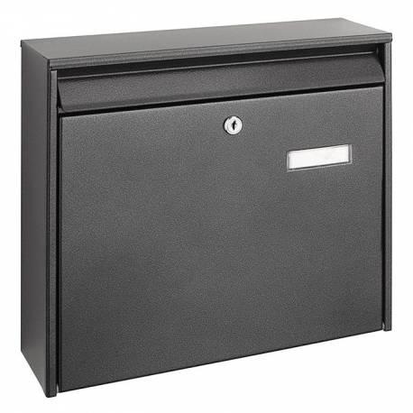 Пощенска кутия PM 44, поцинкована, сива
