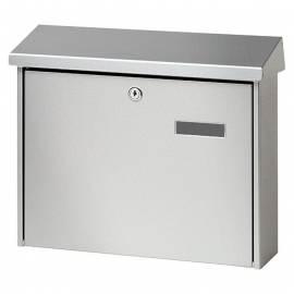 Пощенска кутия PM 55, поцинкована, сребриста