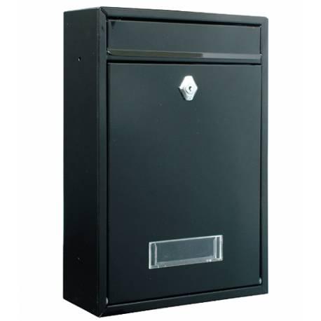 Пощенска кутия Intesa Bermeo, черна