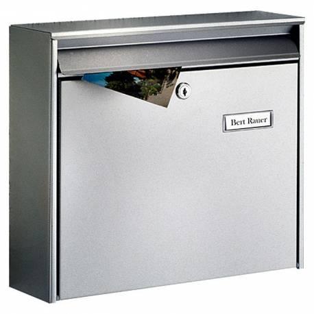 Пощенска кутия PM 44, поцинкована, сребриста
