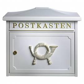 Пощенска кутия PM 88, бяла