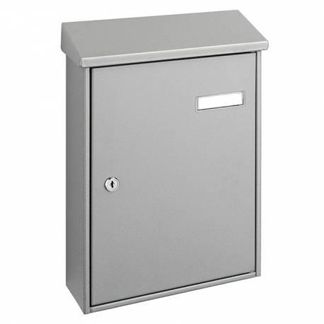 Пощенска кутия PM 33, поцинкована, сребриста