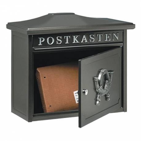 Пощенска кутия PM 88, тъмно сива