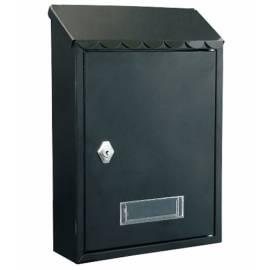 Пощенска кутия Intesa Laredo, черна