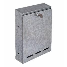 Пощенска кутия, поцинкована