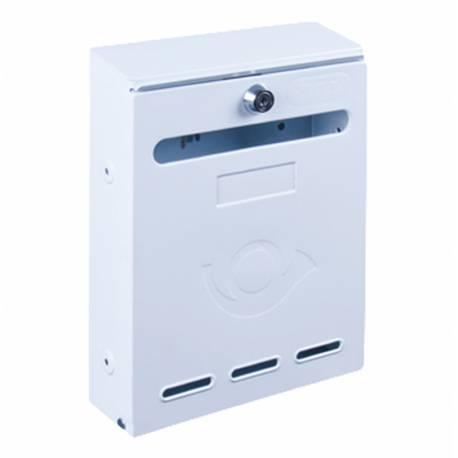 Пощенска кутия, бяла