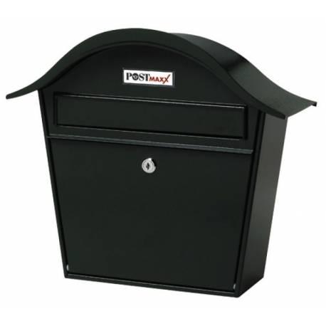 Пощенска кутия PM 66, неръждаема стомана, черна