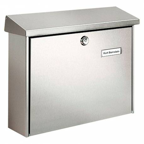 Пощенска кутия Amrum 3867, неръждаема стомана