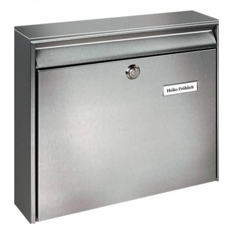 Пощенска кутия, неръждаема стомана