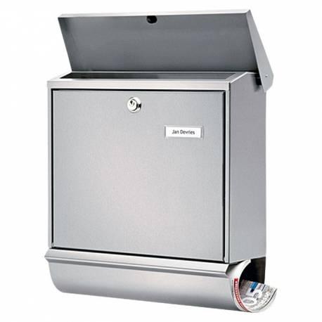 Пощенска кутия Comfort 39130, неръждаема стомана