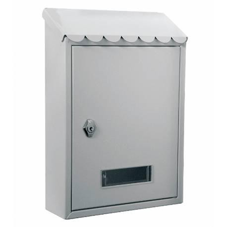 Пощенска кутия Intesa Laredo, бяла