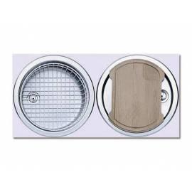 Кухненска мивка с отцеждаща мивка и аксесоари Kitchen - комплект