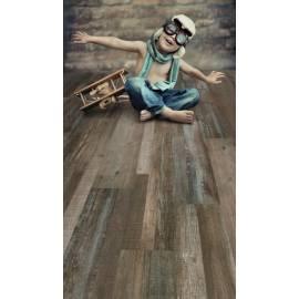 Винил Clic, Caleford wood, 1220х180х5 мм