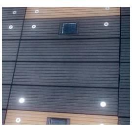ВРС плочка - сива - с LED осветление, солар