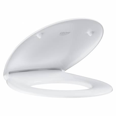 Капак за WC - Bau Ceramic, метални шарнири