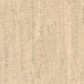 Корков паркет Almada, бежов, 10,5х295х905 мм