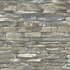 Флис тапет, шарен камък