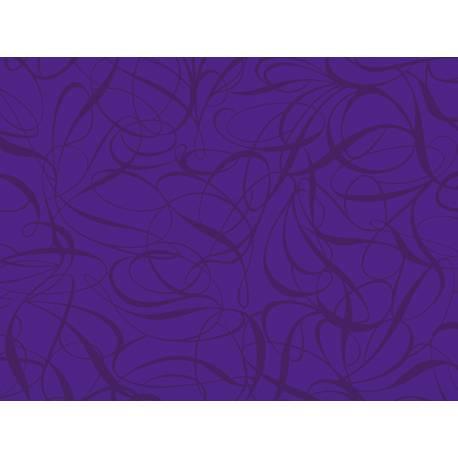 Флис тапет 1320-2, лилав