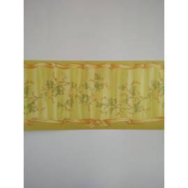 Фриз Zumrut, жълт, 100 см