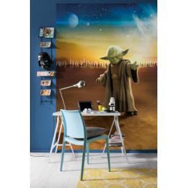 Фототапет Star Wars - Master Yoda, 4 части, 184х254 см