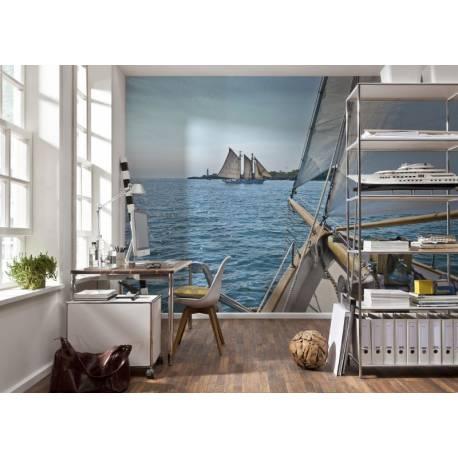 Фототапет, Sailing, 8 части, 368х254 см