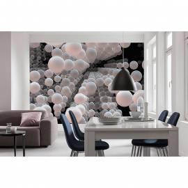 Фототапет 3D Spherical, 368x254 см