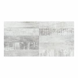 Декор Keros Dakar, бял, 30х60 см