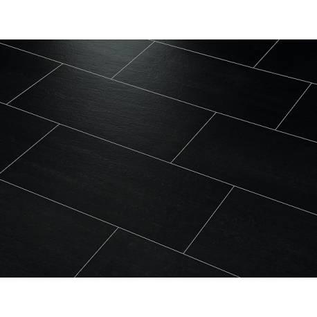Гранитогрес Futurа Rustik, черен, 30x60 см