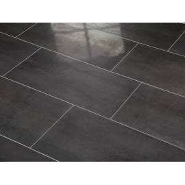 Imagén: Гранитогрес Metallic Silver - 30x60 см, тъмносив