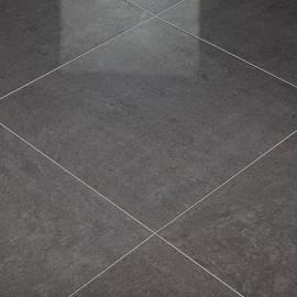 Imagén: Гранитогрес Palazzo Futura - 60x60 см, антрацит, полиран