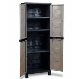 Imagén: Шкаф PVC 65x37x173 см с 3 рафта