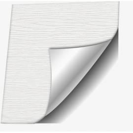 Самозалепващо фолио, бяло дърво, 90х210 см